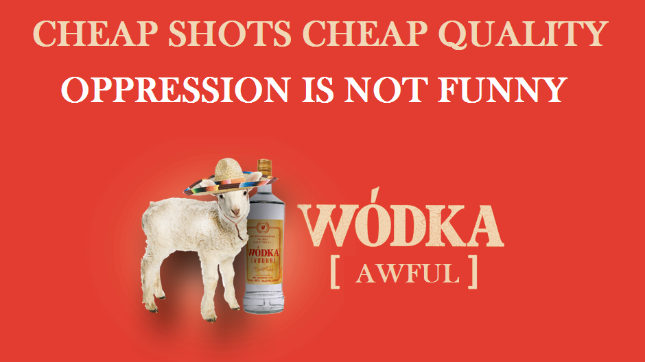 wodka vodka sucks